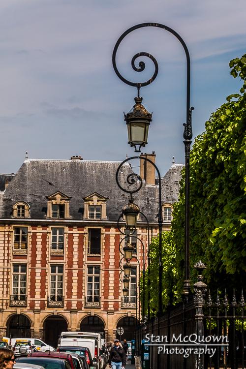 Place des Vosges!