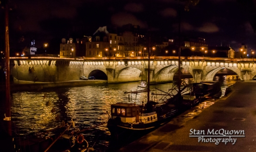 Pont Neuf and the Seine River!